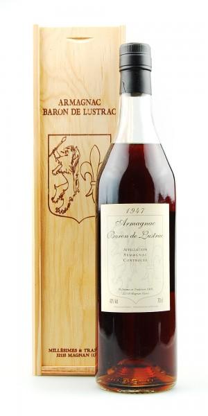 Armagnac 1947 Baron de Lustrac