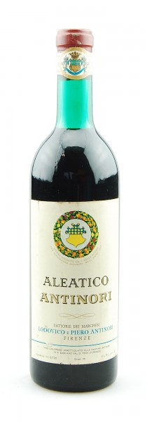 Wein 1967 Aleatico Marchese Antinori