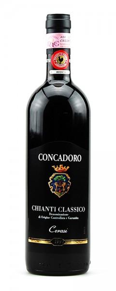 Wein 1997 Chianti Classico Concadore Cerasi