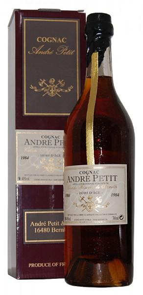Cognac 1984 André Petit