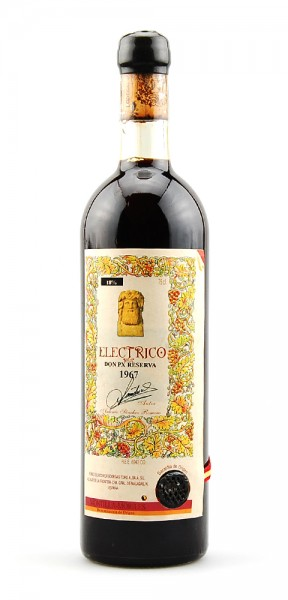 Wein 1967 Toro Albala Electrico Don PX Reserva