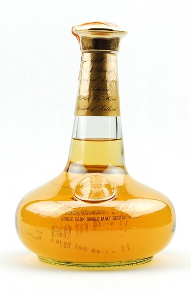 Whisky 1989 Glenrothes Single Malt Scotch - 53,6%