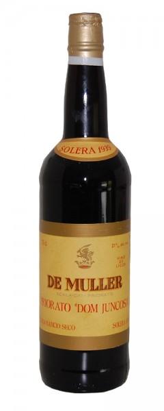 Wein 1939 De Muller Priorato Dom Juncosa Solera