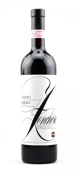 Wein 1993 Barolo Zonchera Ceretto