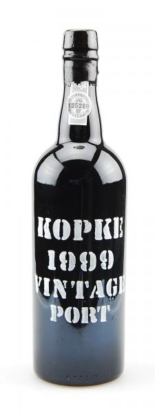 Portwein 1999 Kopke Vintage