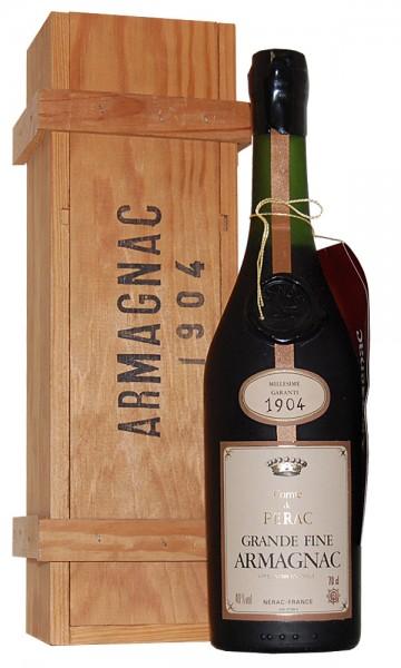 Armagnac 1904 Comte de Perac