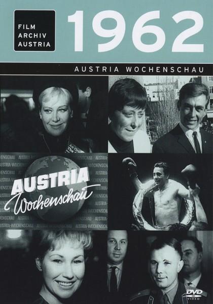 DVD 1962 Chronik Austria Wochenschau in Holzkiste