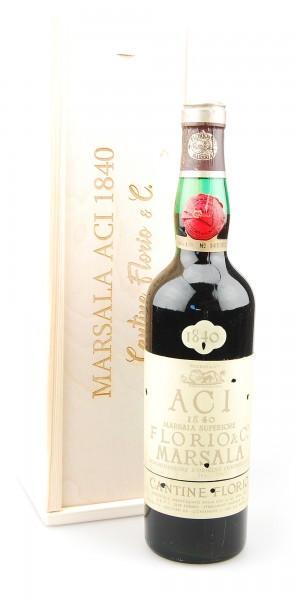 Wein 1840 Marsala ACI Superiore Florio