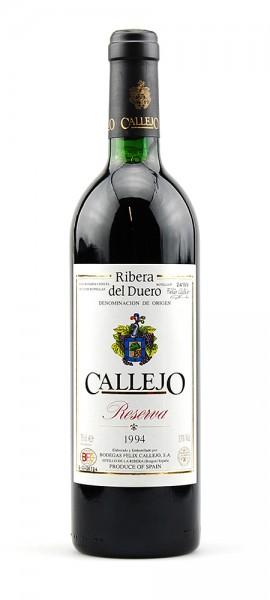 Wein 1994 Callejo Reserva