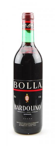 Wein 1978 Bardolino Superiore Bolla
