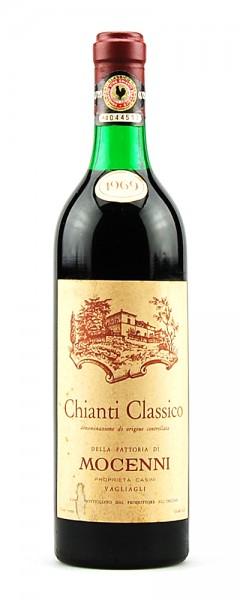 Wein 1969 Chianti Classico Fattoria di Mocenni