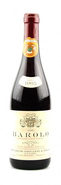Wein 1965 Barolo Giovanni Novarino