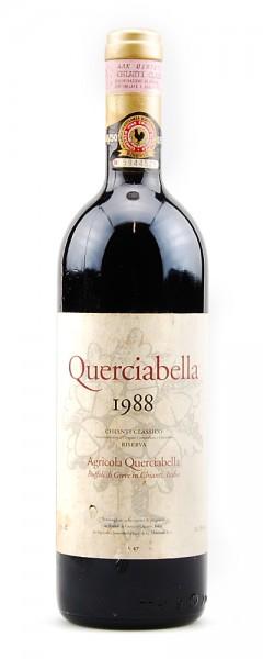 Wein 1988 Chianti Classico Querciabella Riserva