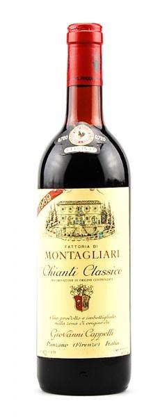 Wein 1969 Chianti Classico Fattoria di Montagliari