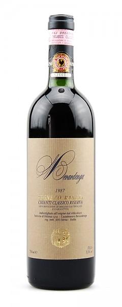 Wein 1987 Chianti Classico Riserva Felsina