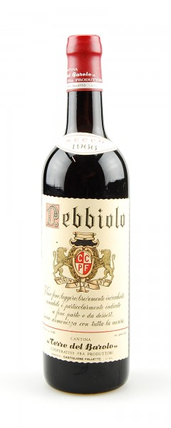 Wein 1966 Nebbiolo Terre del Barolo