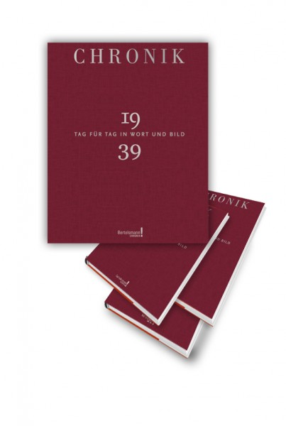 Chronik 1939 Jahrgangsband