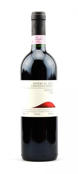 Wein 1998 Chianti Classico Poggio al Sole