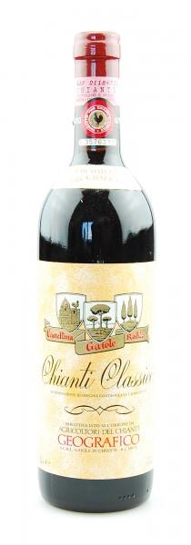 Wein 1986 Chianti Classico Geografico