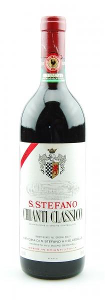 Wein 1982 Chianti Classico S.Stefano