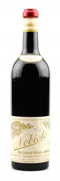 Wein 1965 Nebiolo Mascarello