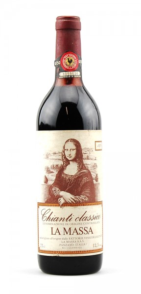 Wein 1979 Chianti Classico La Massa