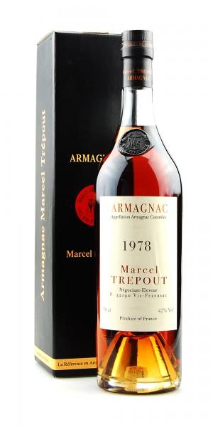 Armagnac 1978 Marcel Trepout