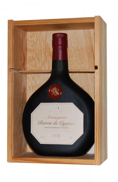 Armagnac 1938 Baron de Cygnac