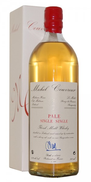 Whisky Couvreur - Pale Single Single Malt