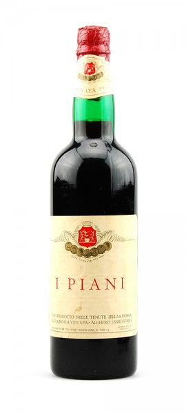 Wein 1966 I Piani Sella & Mosca