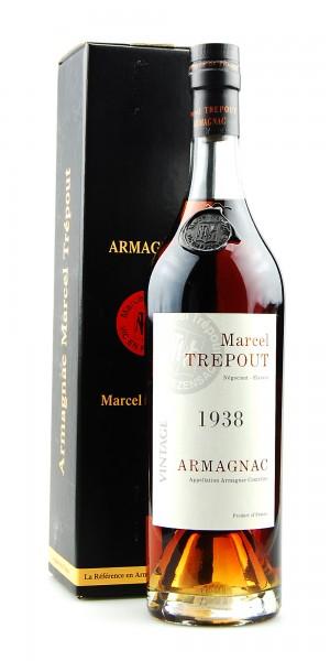 Armagnac 1938 Marcel Trepout