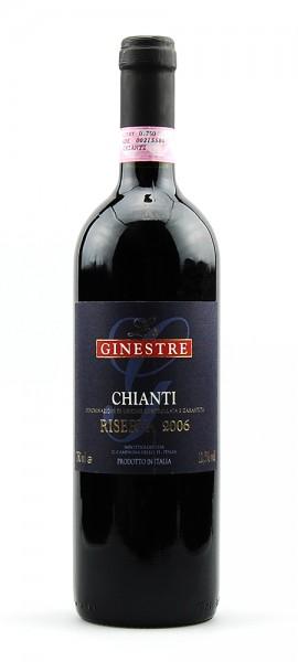 Wein 2006 Chianti le Ginestre Riserva