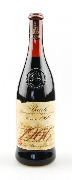 Wein 1966 Barolo Luigi Bosca Riserva