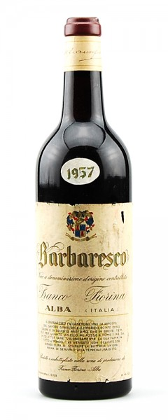 Wein 1957 Barbaresco Franco Fiorina