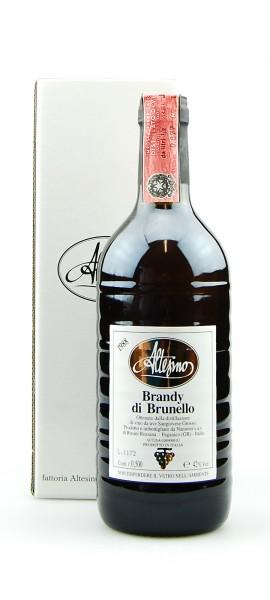 Brandy 1988 di Brunello Fattoria Altesino Montalcino