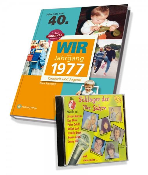 Zeitreise 1977 - Wir vom Jahrgang & Schlager der 70er