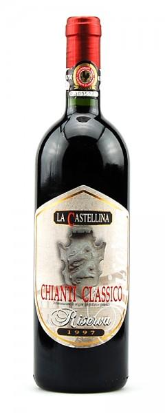 Wein 1997 Chianti Classico Riserva La Castellina