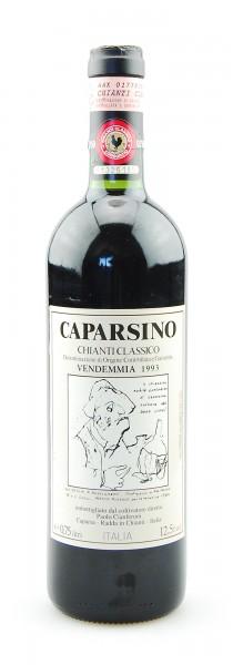 Wein 1993 Chianti Classico Caparsino