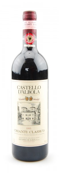 Wein 1993 Chianti Classico Castello di Albola