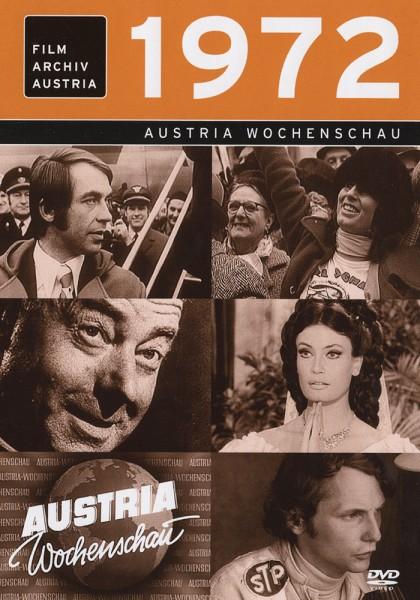 DVD 1972 Chronik Austria Wochenschau in Holzkiste