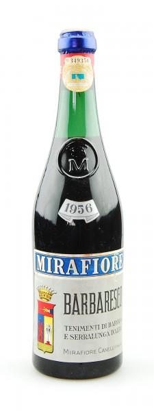 Wein 1956 Barbaresco Mirafiore Serralunga d-Alba