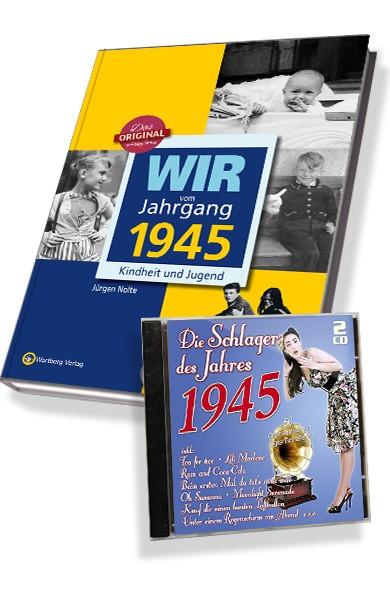Zeitreise 1945 - Wir vom Jahrgang & Schlager 1945