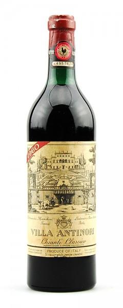 Wein 1960 Chianti Classico Antinori