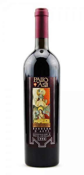 Wein 1990 Barbera d-Asti Dezzani