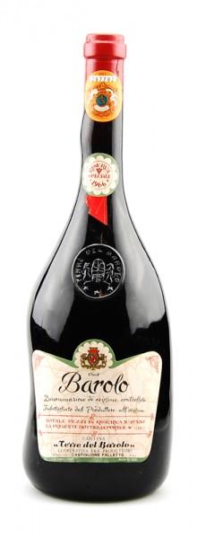 Wein 1966 Barolo Terre del Barolo Riserva Magnum
