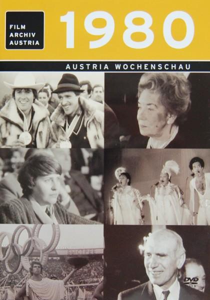DVD 1980 Chronik Austria Wochenschau in Holzkiste