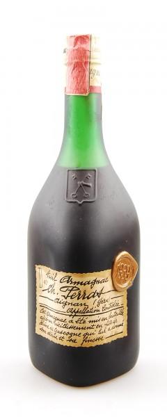 Armagnac 1939 Vieil Armagnac Perras Sempe