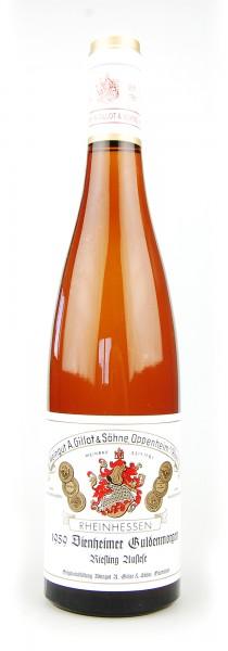 Wein 1959 Dienheimer Riesling Guldenmorgen Auslese