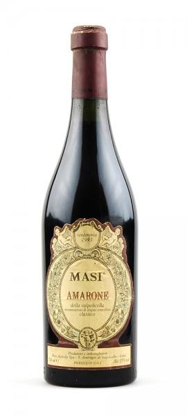 Wein 1993 Amarone Masi della Valpolicella