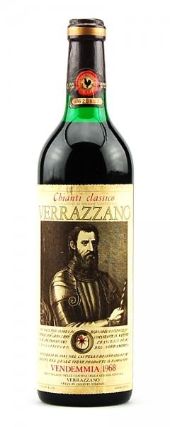 Wein 1968 Chianti Classico Fattoria di Verrazzano